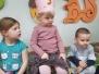 3 urodziny Rozalki