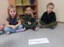 Zajączki - świąteczne zajęcia edukacyjne
